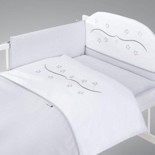 pościel do łóżeczka gwiazdki